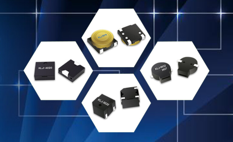 Applicable Products of Keliking SMD Buzzers